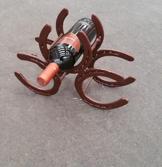 Portabottigle A3 marrone rame 2